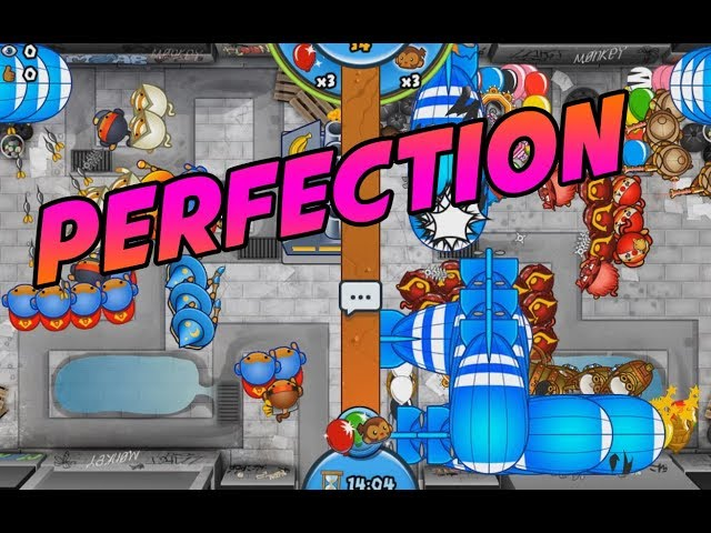 The Perfect Late Game - Bloons TD Battles