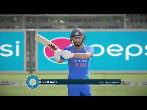 India vs New Zealand DBC 17 GAMEPLAY
