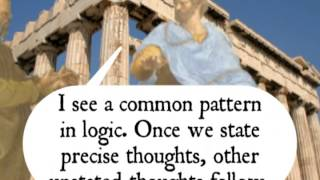 What is Logic? - a quick tour of reasoning with language -- Logic 101