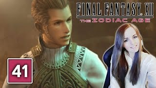 GOODBYE | Final Fantasy 12 Ending The Zodiac Age Gameplay Walkthrough Part 41