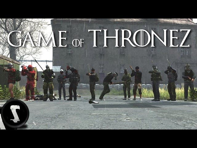 Game of ThroneZ | MEDIEVAL DAYZ BATTLE!!