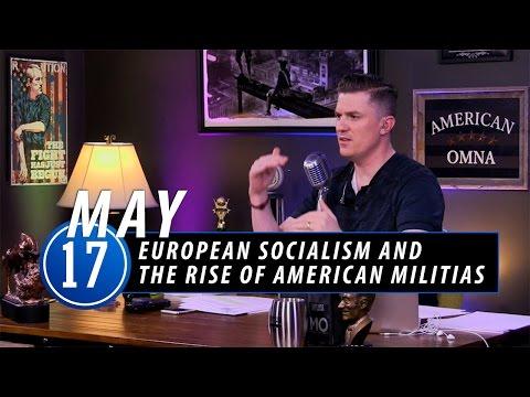 European Socialism and the Rise of American Militias