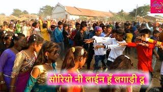सोरियो नी लाइन लगाडी दु New Super Adivasi Dance //अर्जुन R Meda
