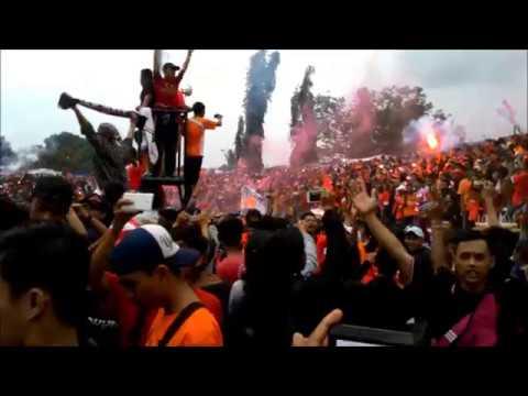 Jakmania Away Cilacap #1