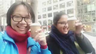 Melbourne city trip with youtuber anki and ishu | 🇦🇺 Australia travel vlogs