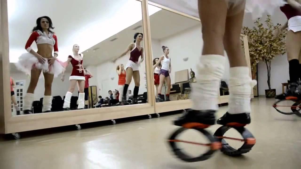 Kangoo Jumps Chisinau Gala Boistean And Target Fitness