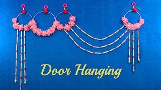 Unique Door TORAN from out of waste Things By Sonali