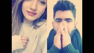 راح الفرح معها بصوت شاب وشابه رائع Ali Alali & Dunya