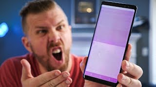 OLED Smartphones Have a HUGE PROBLEM! Galaxy S10, Note 9, iPhone XS Max, OnePlus 7 Pro Affected!