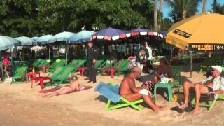 ТАЙЛАНД: Пляж и море в Паттайе... PATTAYA THAILAND(Смотрите всё путешествие на моем блоге http://anzor.tv/ Мои видео путешествия по миру http://anzortv.com/ Форум Свободных..., 2012-04-06T14:41:28.000Z)