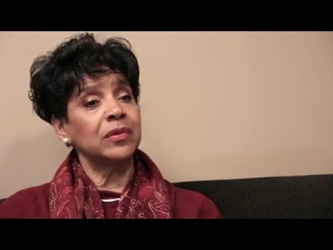 Phylicia Rashad visits Shenandoah University