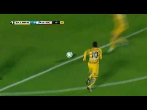 Boca 1 - Güemes (SE) 0 Gol Cristian Pavon / 32avos de final Copa Argentina 2016