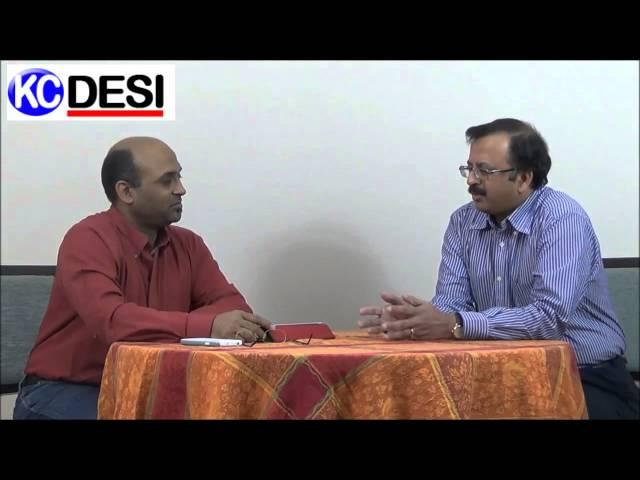 KCdesi Chit-Chat with IAKC 2013 President Sridhar Harohalli