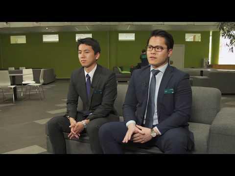 Why did I choose Glion? Tomoki Suzuki & Ryosuke Sakai, Japan