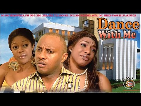 Dance with Me  - Nigerian Nollywood Movie poster