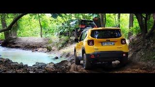 Jeep Renegade off road - test mode 4x4 Trailhawk(Essai du Jeep Renegade en mode 4x4 dans la forêt des Yvelines lors des journées Jeep Academy. Conseils pilotage en tout-terrain avec les modèles Jeep, ..., 2015-07-21T09:36:30.000Z)