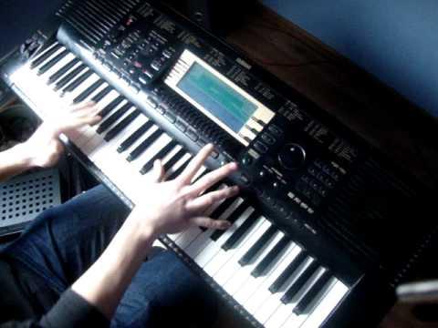 Kingdom Hearts II - Passion (Kyle Landry version) on keyboard (61 keys)