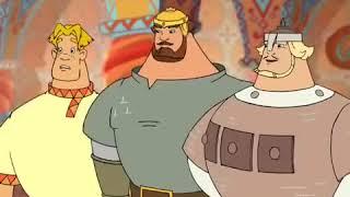 (0+)Три богатыря и принцесса  Лучший мультфильм для детей  мультики для малышей  мультики для детей