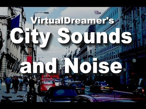 Sounds of the City : Cityscape - 60 minutes