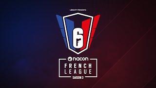 Nacon 6 French League - Saison 3 : Playday #5