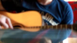 Thư chưa gửi em -Hòa Minzy (Acoustic guitar cover)
