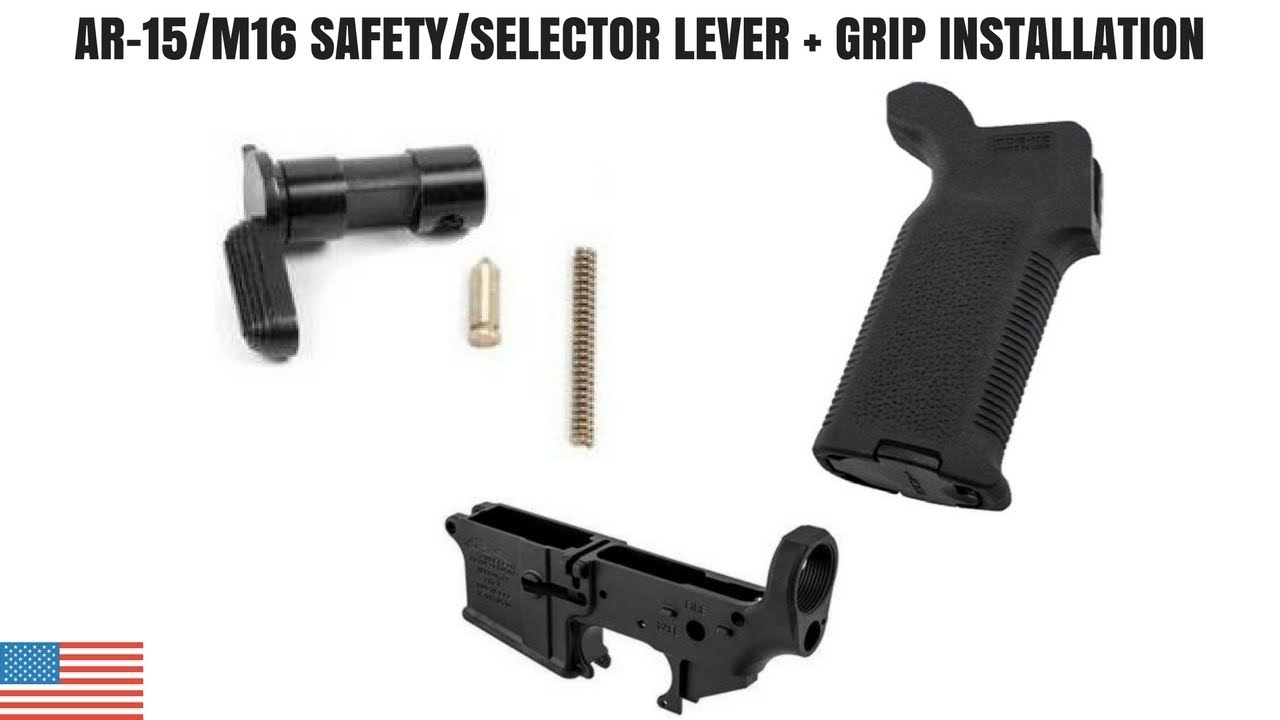 Ar Safety Levers – Wonderful Image Gallery