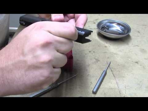 Ruger LC9 Disassembly for Cleaning, Cerakoting and Modification