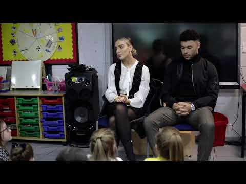 Kind Charity 2018 - Alex Oxlade-Chamberlain & Perrie Edwards
