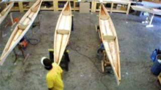 Building The Award-winning Chesapeake Sea Kayaks: Stitch And Glue Boat Building