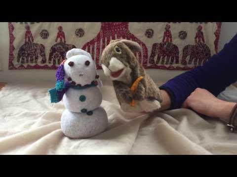 A Chubby Little Snowman