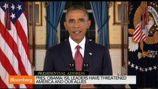 Obama: We Will Degrade and Destroy Islamic State
