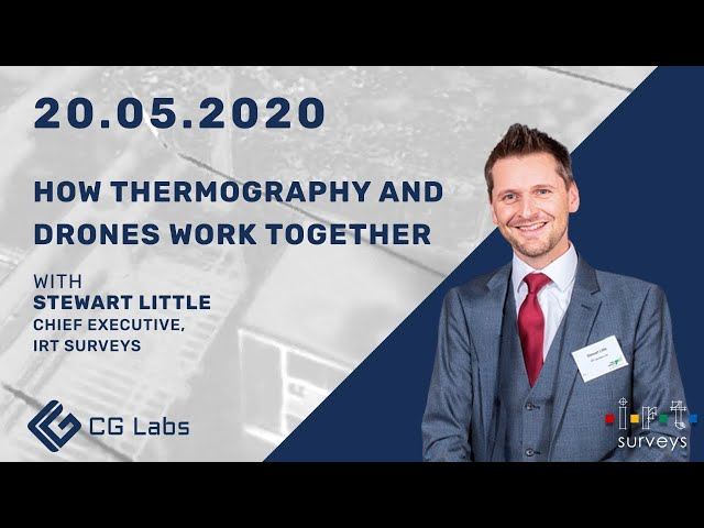 How Thermography and Drones Work Together -  Stewart Little