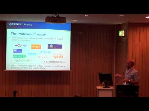 The Proteome Browser - A Software Research for the Chromosome-Centrus Human Proteome Project