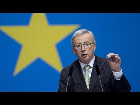 Juncker wants EU finance minister, no separate euro budget or parliament