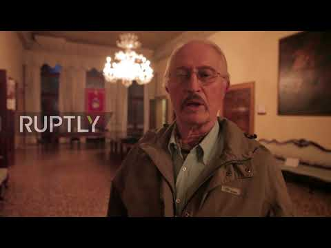 Italy: Polling stations open in Venice for autonomy vote
