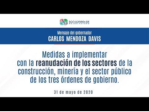 Medidas a  implementar con la reanudación de los sectores de la construcción, minería y  público.