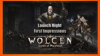 Battle Mage : Wolcen Lords of Mayhem Launch Stream