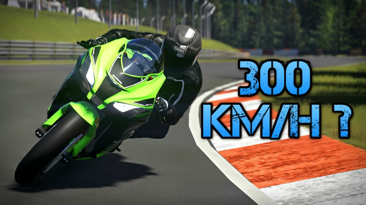 Ninja ZX10R Top Speed Test - RIDE2 Indonesia Gameplay PC