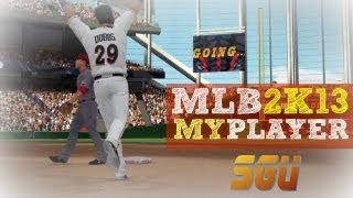 MLB 2K13 - My Player