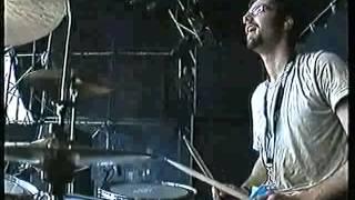 Favez rock band live @Gurten Festival 2002