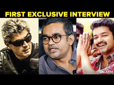 எனக்கு இன்னும் வயசு இருக்கு பாஸ் - Selvaraghavan on directing Ajith and Vijay | Galatta Exclusive