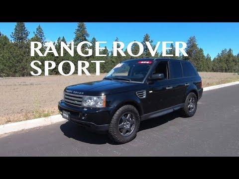 Range Rover Sport Review   2006-2013   1st Gen