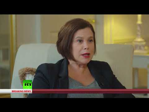 The Alex Salmond Show - Episode 14 - Interview with Mary Lou McDonald