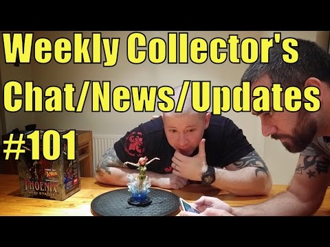 Collecting Chat, News, Updates #101 (addressing PCS issue - now banned from statue forum)