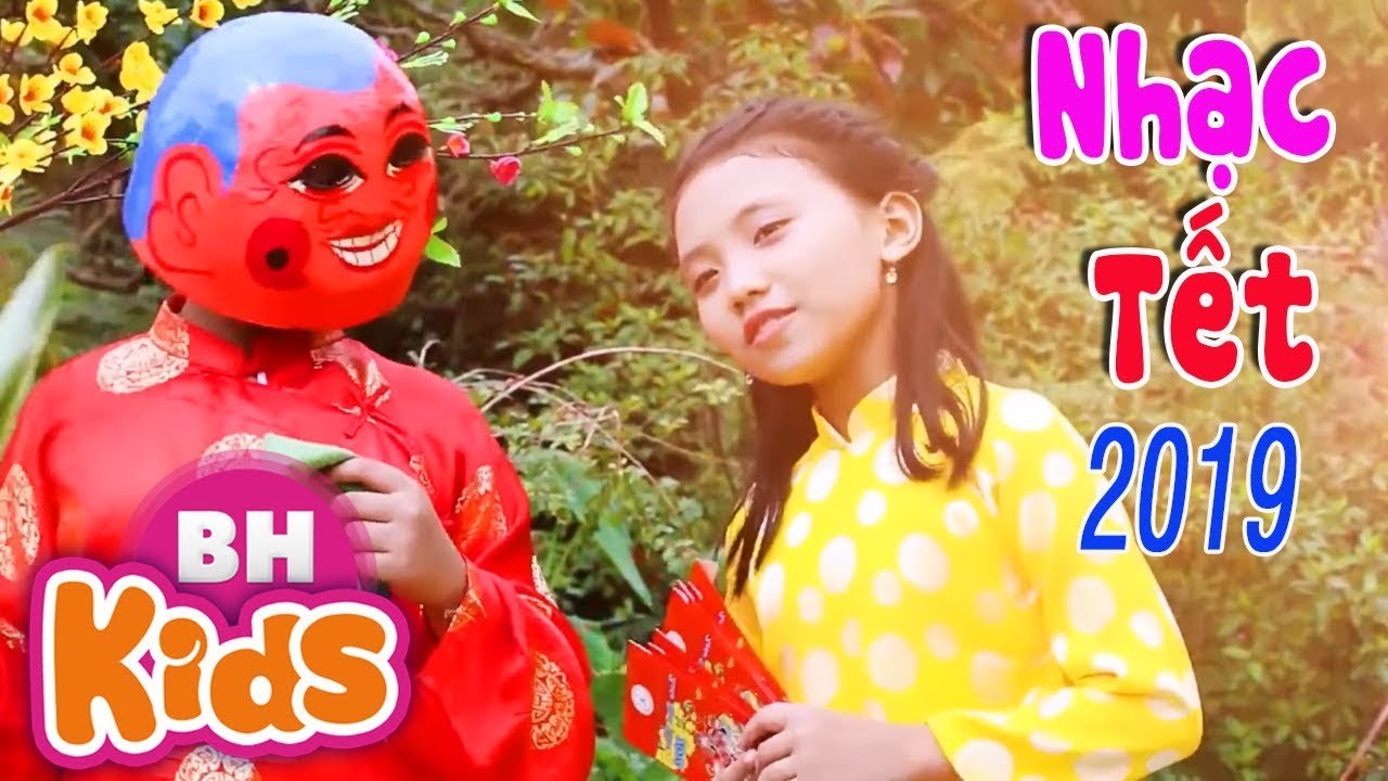 NGÀY XUÂN LONG PHỤNG SUM VẦY ♫ Nhạc Tết Nhạc Xuân Thiếu Nhi 2019