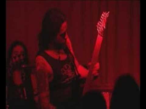 Sacred Sin -  Live at Lotus Bar