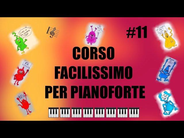 VIDEO LEZIONI DI PIANOFORTE-CORSO FACILISSIMO PER BAMBINI #11-RAG-TIME RAGGLES , THOMPSON VOL.1