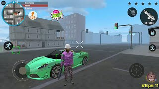 Real Gangster Crime #11 |By Naxeex Studio| cool car | Android Gameplay | FHD