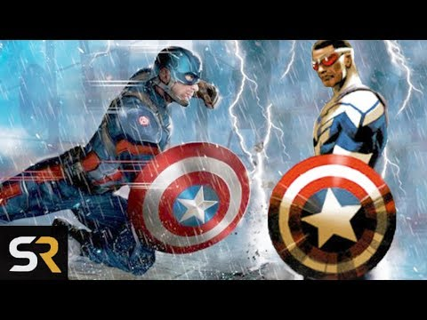 Marvel's New Captain America Will Be More Dangerous Than Thanos
