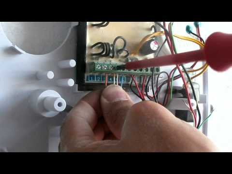 How to install HOME ALARM from A to Z (SP5500-Magellan) Paradox